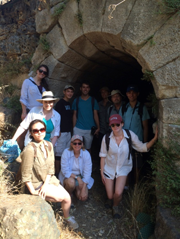 2015 Field Season Group